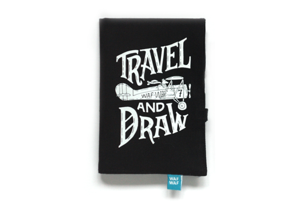 Пенал Travel and draw 1из4